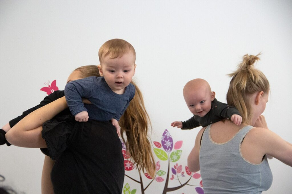 Anmeldelser | Pernille's babyrytmik