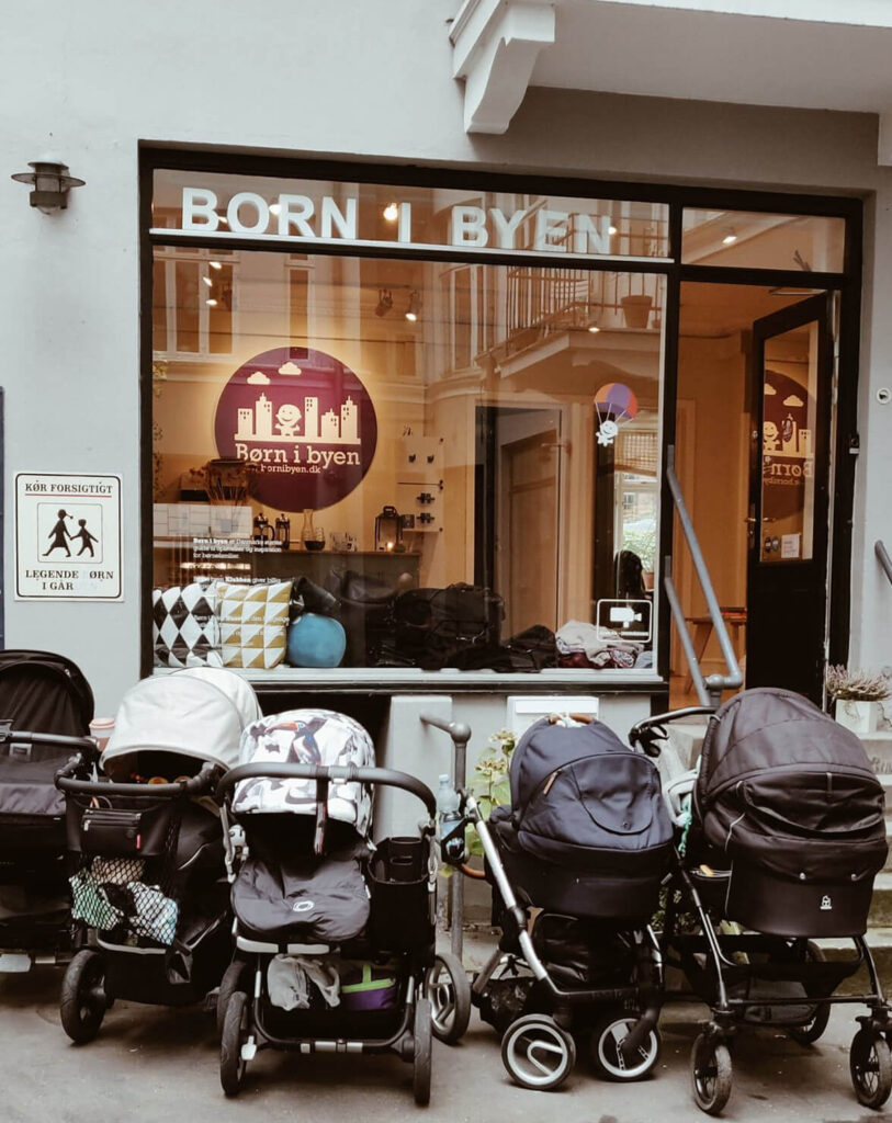 Vesterbro Børn i Byen | Babyrytmik hos Pernille's