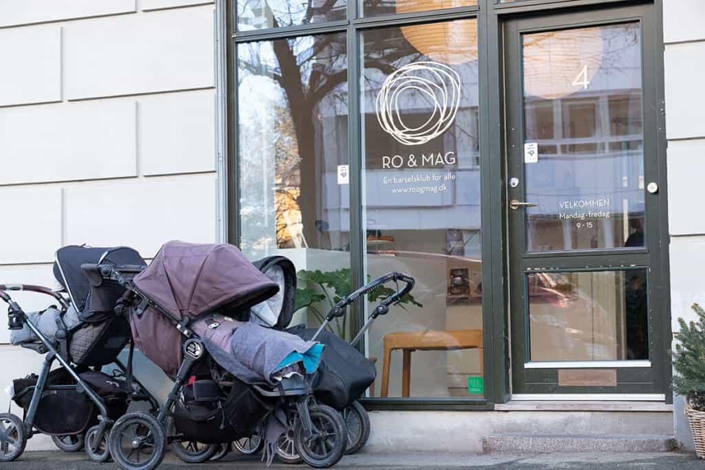 Frederiksberg Babyrytmik | Hos Pernille's