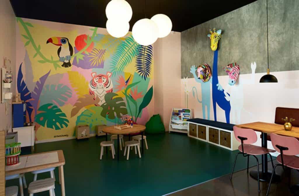 Valby Babyrytmik | Hos Pernille's