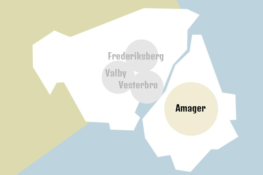 Kort Amager | Babyrytmik hos Pernille's