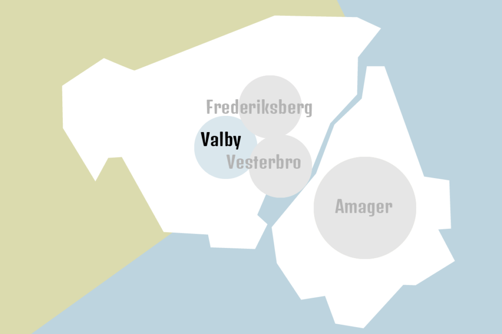 Kort Valby | Babyrytmik hos Pernille's