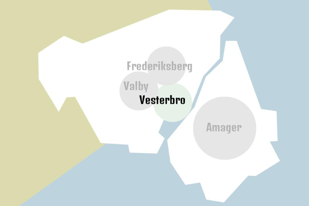 Kort Vesterbro | Babyrytmik hos Pernille's