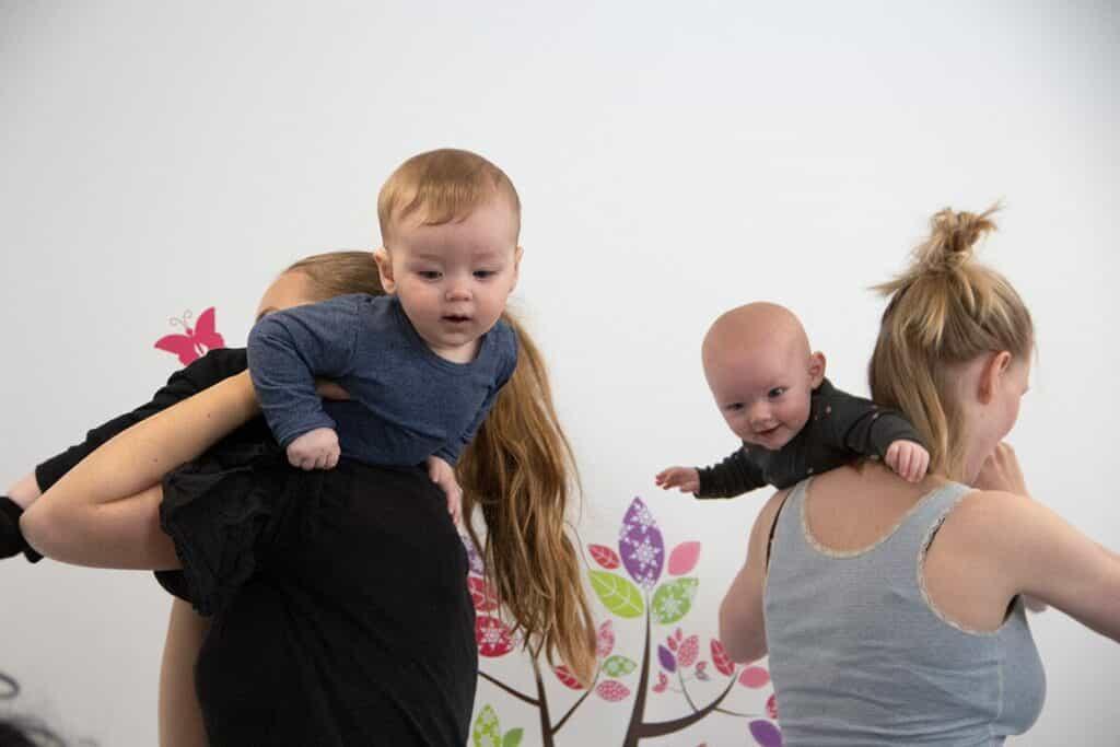 Anmeldelser   Pernille's babyrytmik